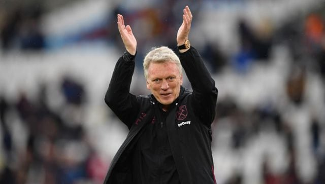 Premier League: 'Excited' David Moyes signs new contract with West Ham United