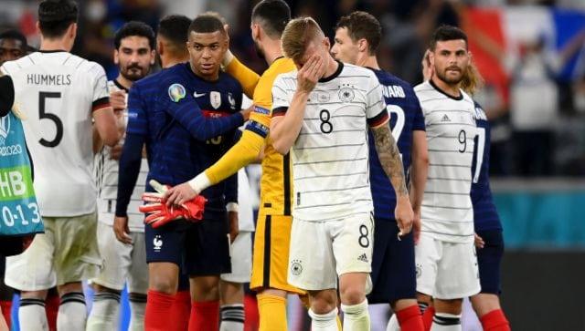 Euro 2020: Deutschland übt Druck auf Portugal und Spanien aus