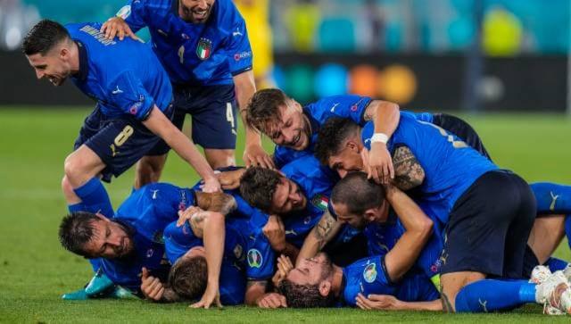 Euro 2020: Manuel Locatelli, Ciro Immobile fire Italy into last-16 with win over Switzerland