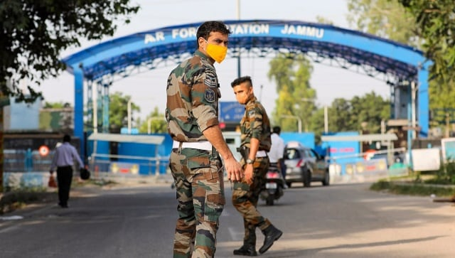 Two blasts rock high security area in Jammu airport, use of drones suspected; key points