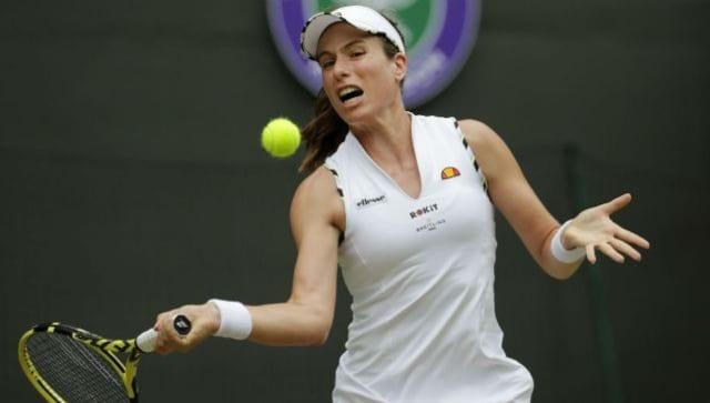 Tokyo Olympics 2020: Britain's Johanna Konta to miss Games due to COVID-19