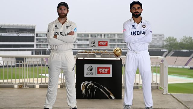 Highlights, IND vs NZ WTC Final, Southampton Test, Day 3, Full Cricket Score: Bad light leads to early stumps, NZ reach 101/2 - Firstcricket News, Firstpost