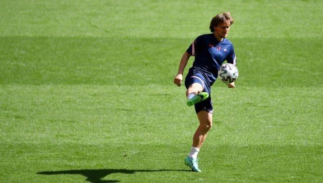 Euro 2020: England home games at Wembley 'unfair' says Croatia's Luka Modric