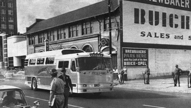 Jimmy Allen Ruth, man who drove the legendary Freedom Riders' bus in 1961, dies aged 83 in Tennessee