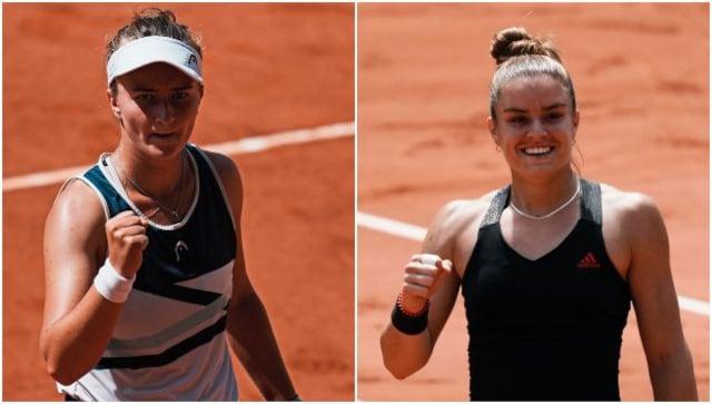 French Open 2021, women's semi-finals LIVE: Pavlyuchenkova through to maiden Grand Slam final