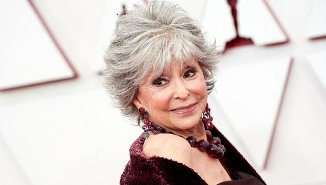 Rita Moreno retracts her defence against In the Heights colourism debate: 'Incredibly disappointed with myself'