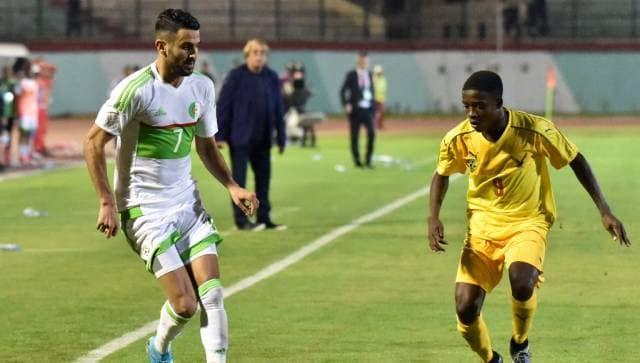 Riyad Mahrez strikes as African champions Algeria create 27-match unbeaten record
