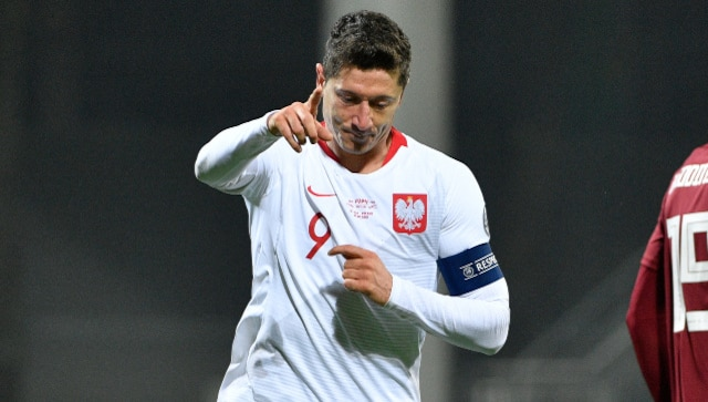 Euro 2020: Poland wary of overdependence on superstar Robert Lewandowski as new coach Paulo Sousa gears up for first major test