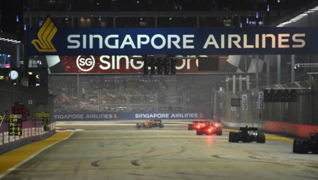 Formula 1 2021: Singapore GP cancelled for a second year running after 'safety and logistic concerns' due to  COVID-19