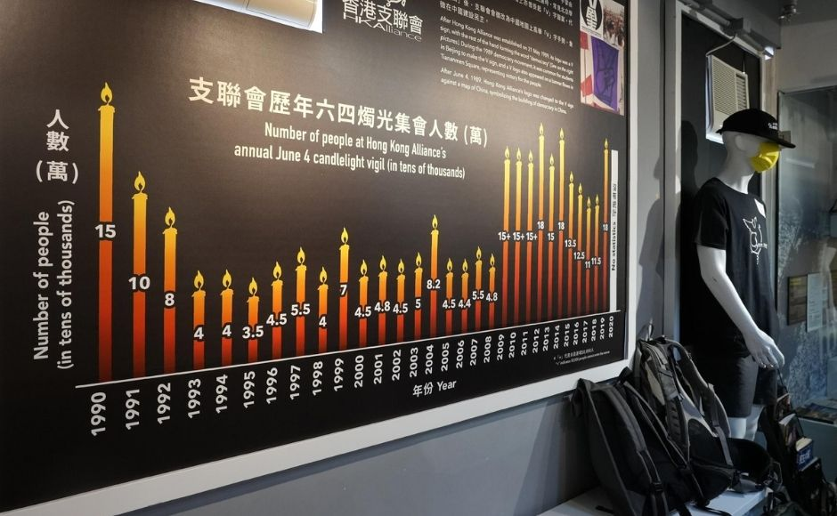 """This year, visitors to the museum will also be able to lay flowers in remembrance of the victims who lost their lives in the massacre that took place on 4 June, 1989. 