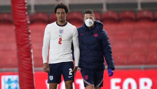 Euro 2020: England defender Trent Alexander-Arnold ruled out of campaign due to thigh injury