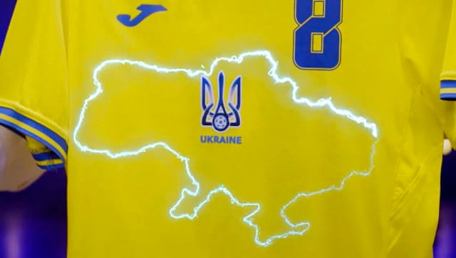 As UEFA orders changes to Ukraine jersey, a look back at instances when politics tackled football to the ground