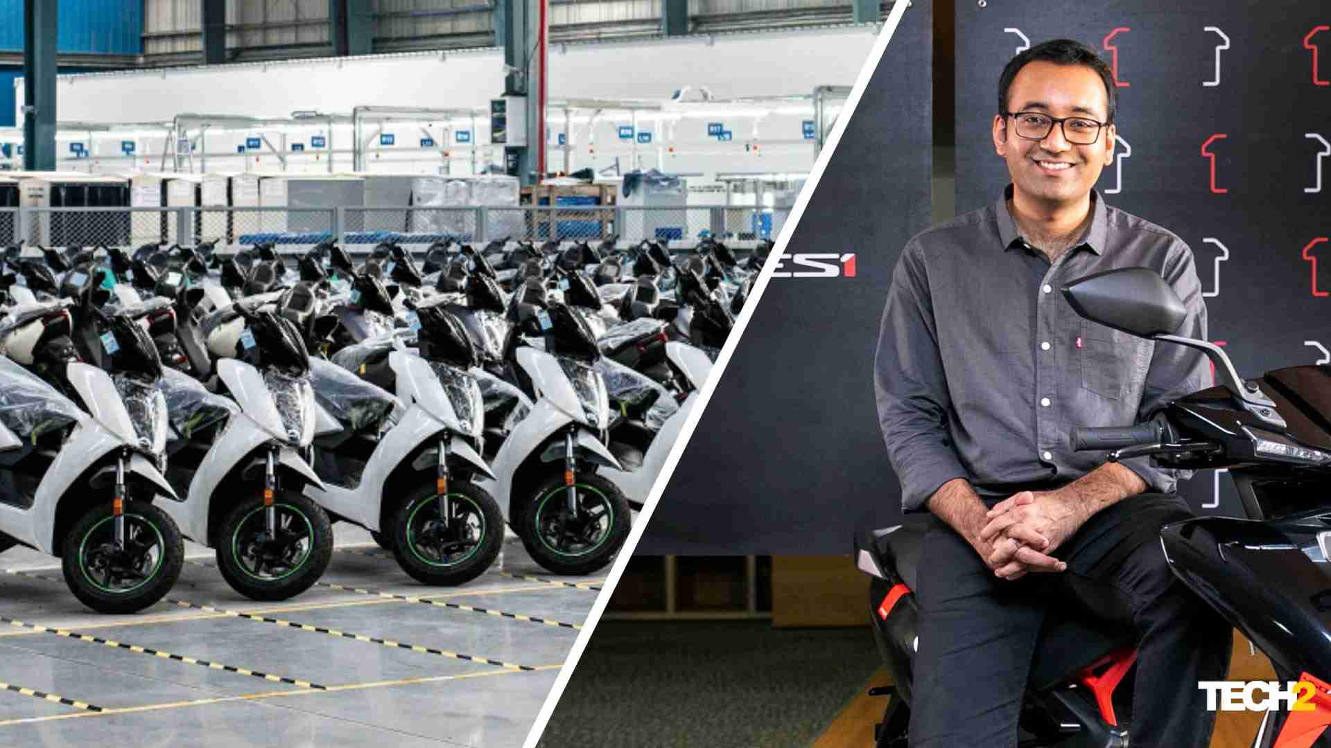 Ather Energy eyes Tier 2 expansion, maxing production post 'spectacular' FAME 2 subsidy rise- Technology News, Firstpost