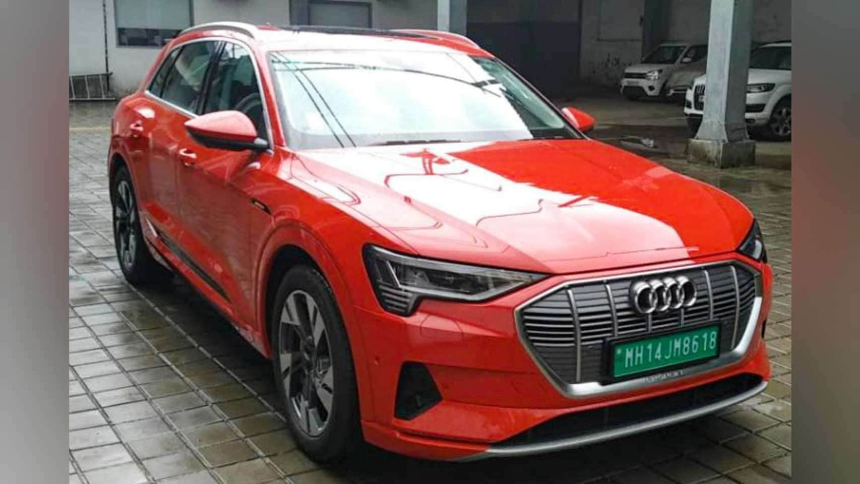 Here's everything you need to know about Audi's electric SUV: Tech News, Firstpost