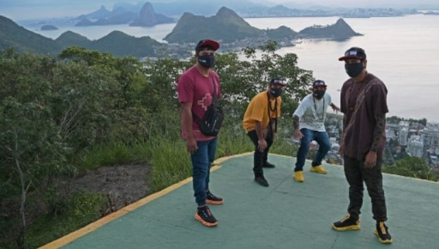 Bro MC's, Brazil's first indigenous rap group, sing verses of resistance amid threats to their safety