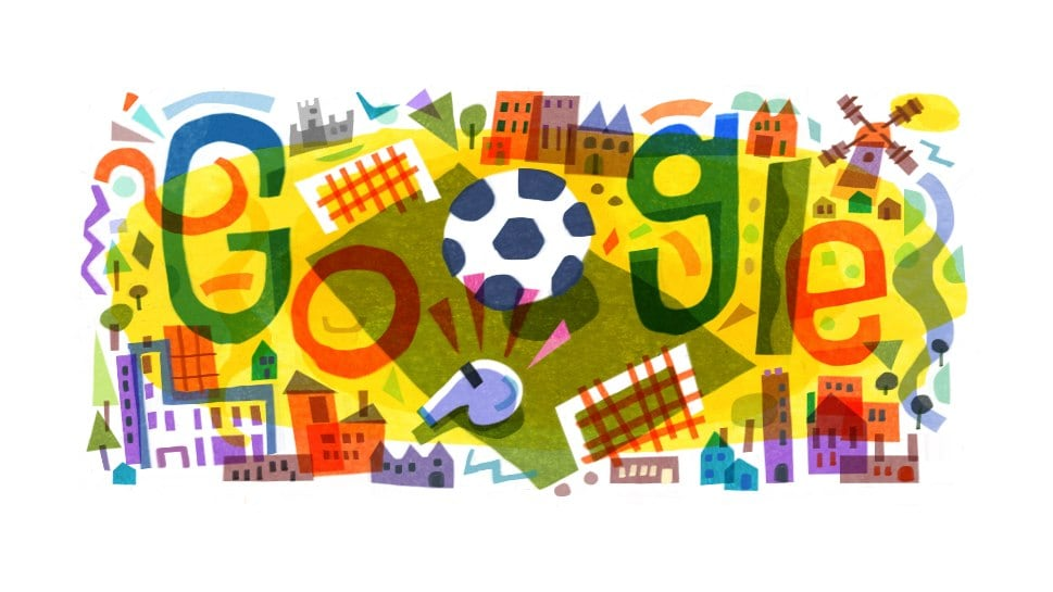 Google Doodle signals start of UEFA Euro 2020 football tournament, wishes teams luck- Technology News, Firstpost