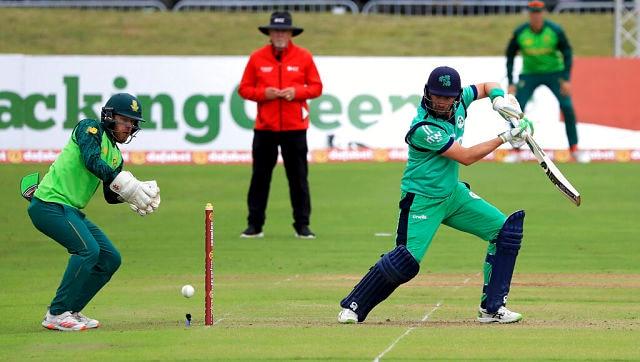 LIVE Cricket Score, Ireland vs South Africa 3rd ODI at Dublin
