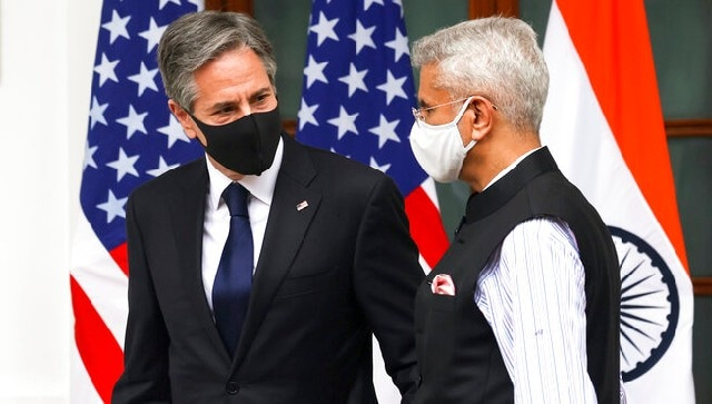 Antony Blinken meets S Jaishankar: From Afghanistan, COVID to Indo-Pacific, India and US agree to expand partnership