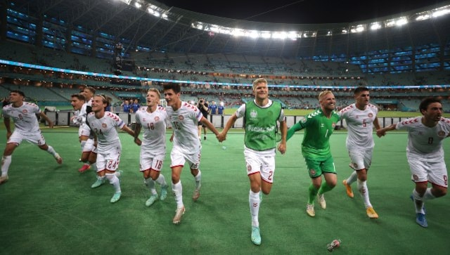 Euro 2020: Denmark expect to be outnumbered in stands at Wembley, not outplayed by England
