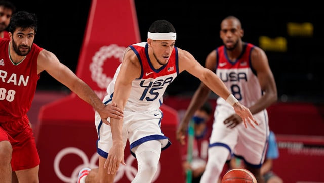 Tokyo Olympics 2020: In victory over Iran, Team USA sends a message on and off the basketball court