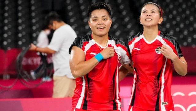 Olimpiade Tokyo 2020: Greysia Polii Indonesia menemukan kehidupan baru dengan pasangan ganda bulu tangkis Apriyani Rahayu