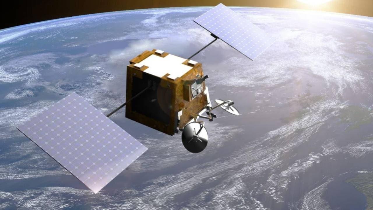 Репрезентативное изображение спутника OneWeb.  Изображение предоставлено: OneWeb