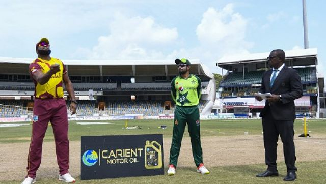 Highlights, West Indies vs Pakistan, 3rd T20I in Guyana, Full cricket score: Match abandoned due to rain - Firstcricket News, Firstpost