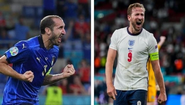 Live score, Euro 2020 final, Italy vs England at London: Luke Shaw scores in second minute for England