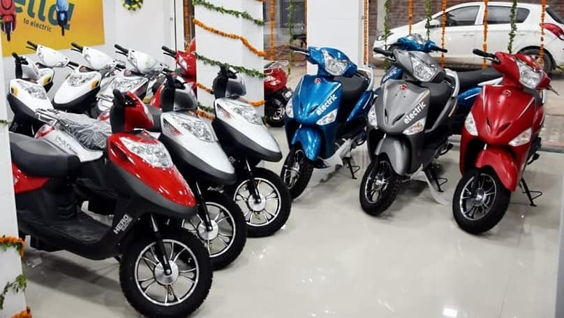 Hero Electric is planning to set up a new manufacturing facility with an annual capacity of 10 lakh units. Image: Hero Electric