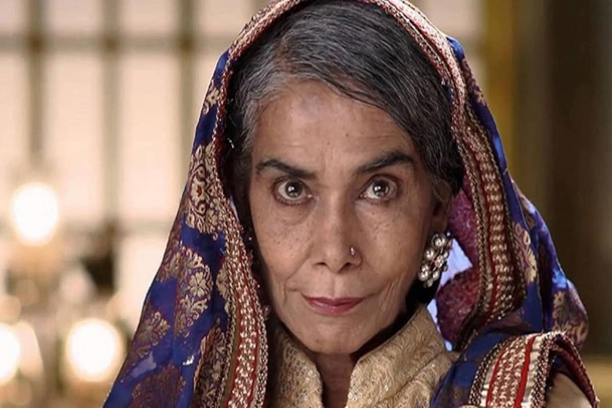 Surekha Sikri in one of her last interviews: 'Feels like I've been discovered by a whole new generation'-Entertainment News , Firstpost