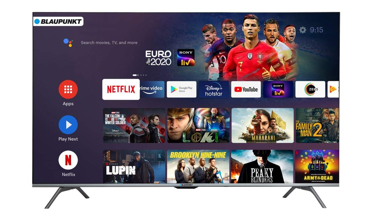 Blaupunkt 50-nch Android TV