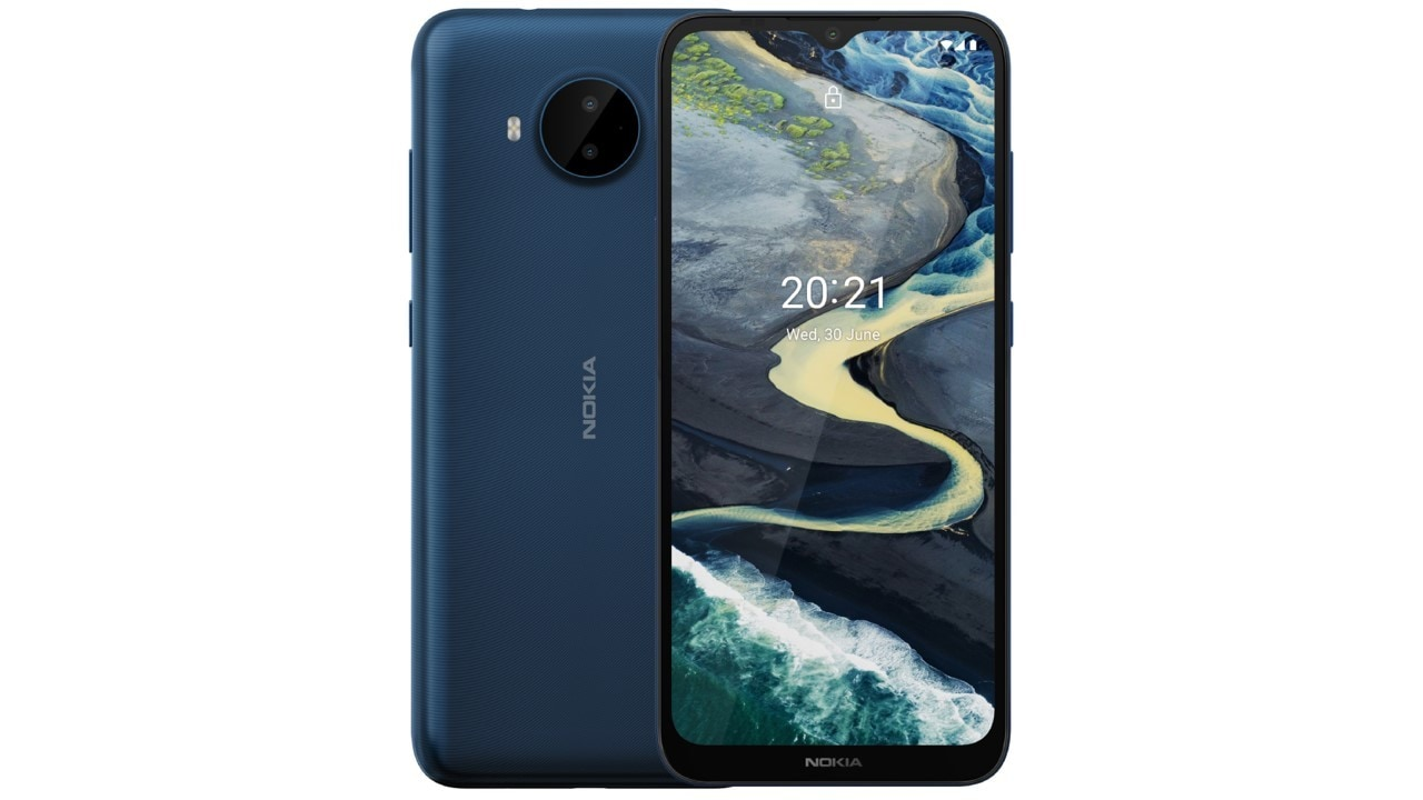 Nokia C20 Plus with 8MP Dual Rear Camera Setup Launched in India at Starting Price of Rs 8,999- Technology News, Firstpost