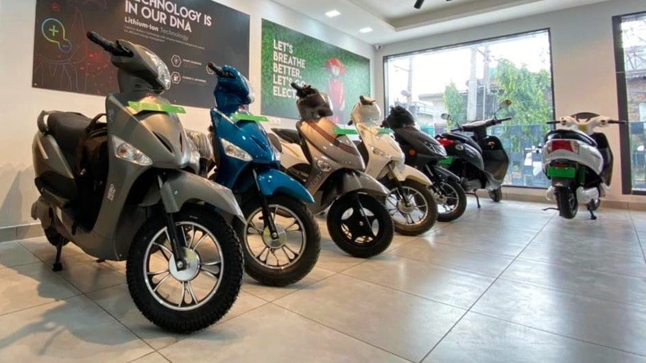 Hero Electric sold more than 4,500 medium-speed e-scooters last month, more than 10 times its July 2020 figure – Technology News, Firstpost