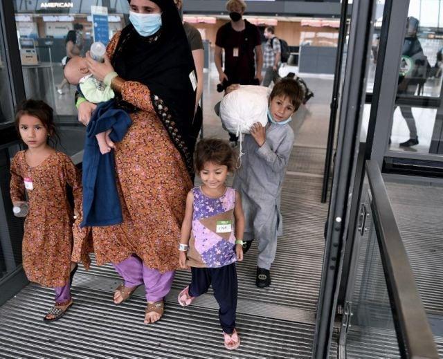 Terlepas dari kekhawatiran tersebut, mereka bersikeras bahwa tidak ada keraguan untuk tetap tinggal di Afghanistan di bawah rezim baru.  Kredit gambar: Agence France-Presse