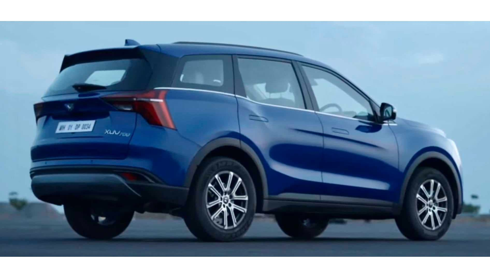 Mahindra XUV700 launched in India at a starting price of Rs 11.99 lakh,  undercuts even the outgoing XUV500- Technology News, Firstpost