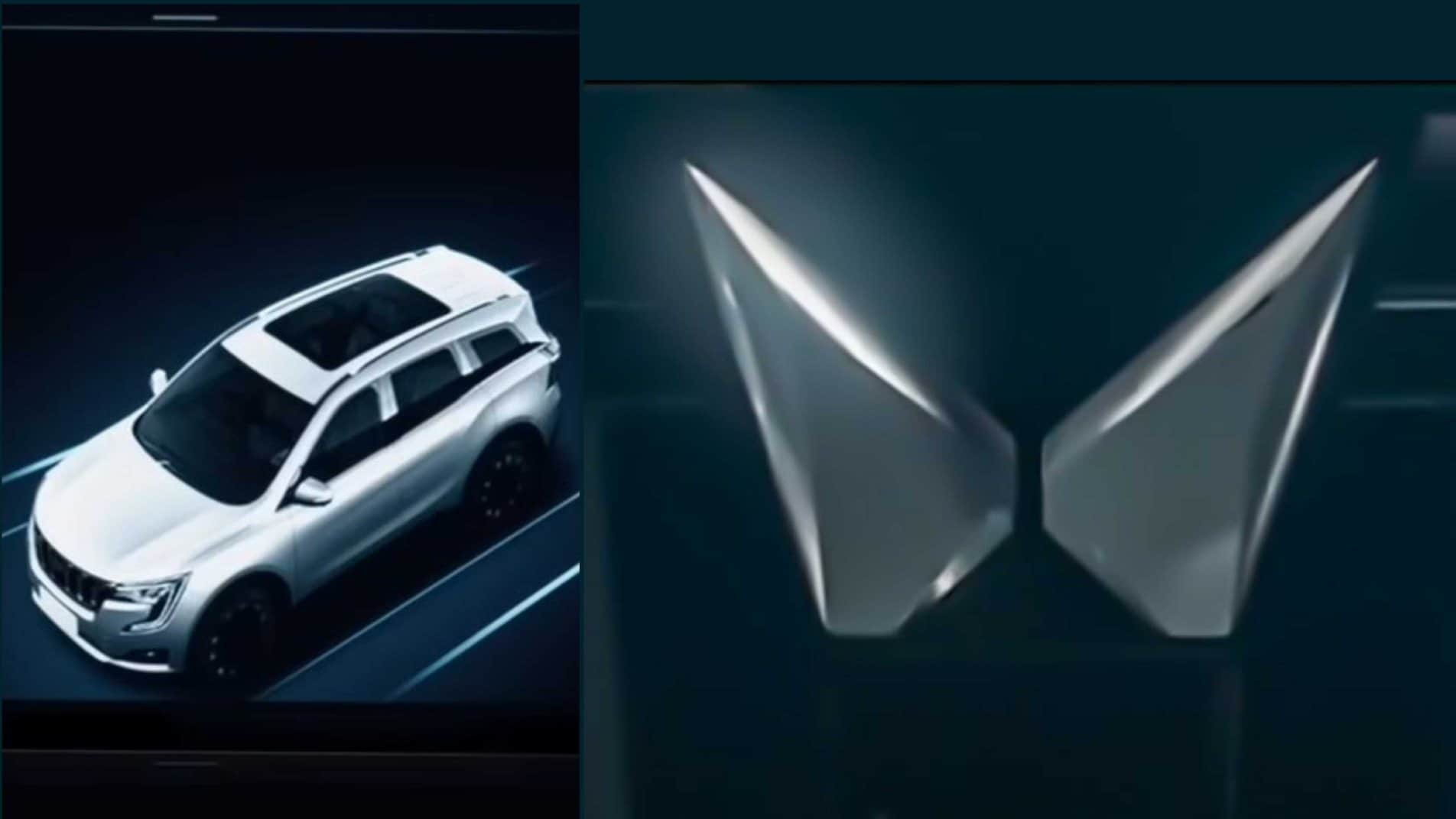 Mahindra XUV700 To Debut With New Mahindra Logo, 'Twin Peaks' Badge To Also Be Featured On Other Mahindra SUVs – Technology News, Firstpost