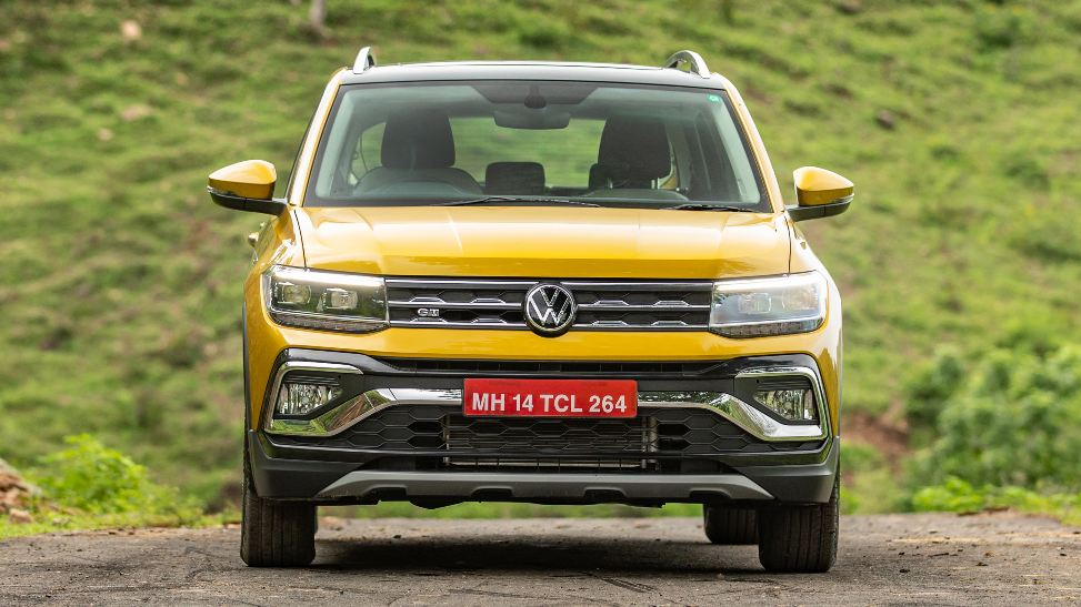 India first met the Volkswagen Taigun in close-to-production concept form in 2020. Image: Volkswagen
