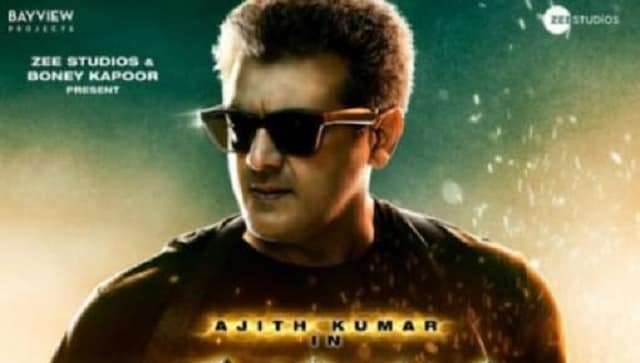 Ajith Kumar's Valimai to release in cinemas on Pongal in January 2022-Entertainment News , Firstpost