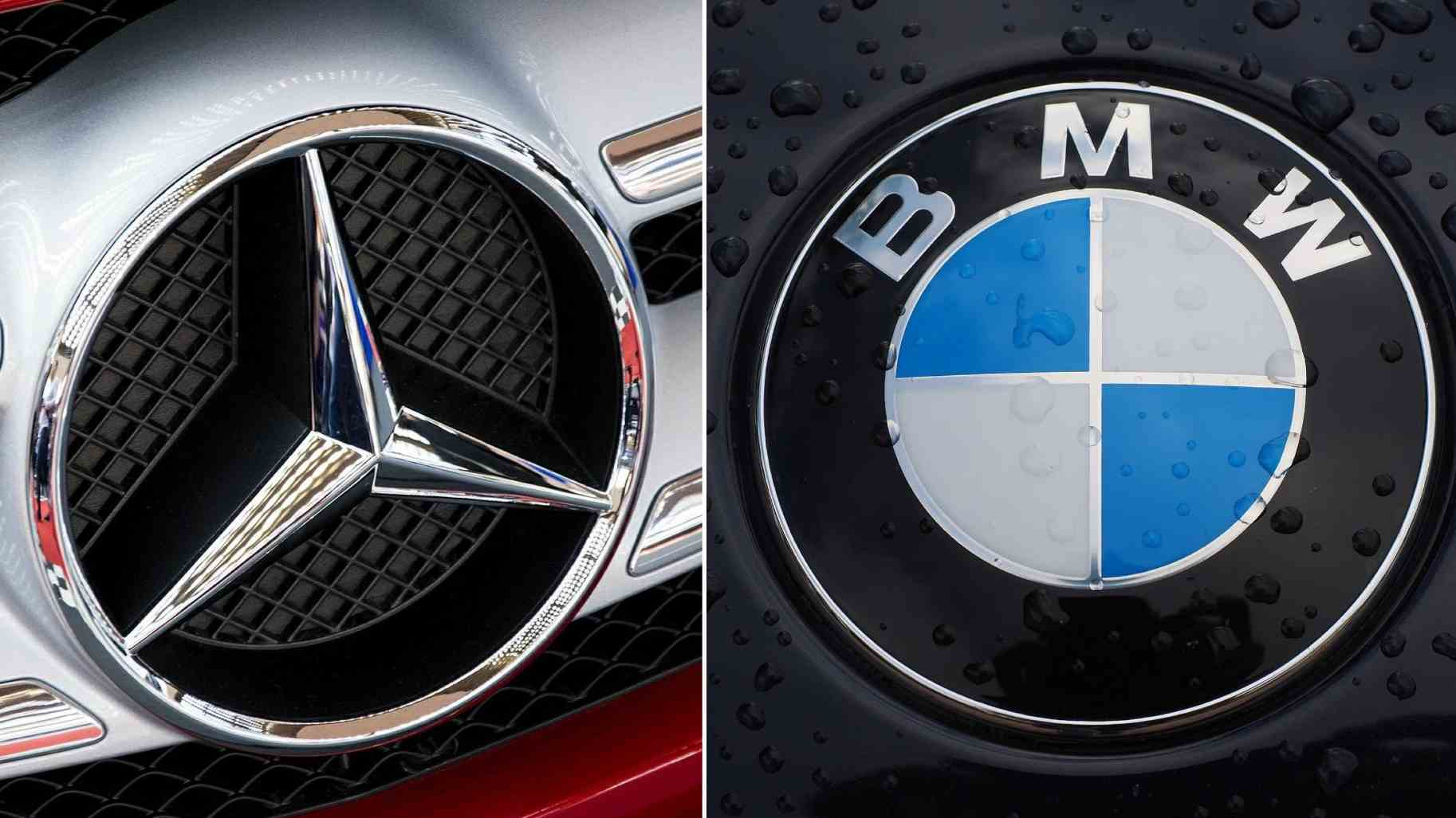 BMW and Mercedes-Benz maker Daimler declined to sign up to the climate organisations' proposals, according to DUH. Image: Darko Stojanovic and Hans Braxmeier via Pixabay.