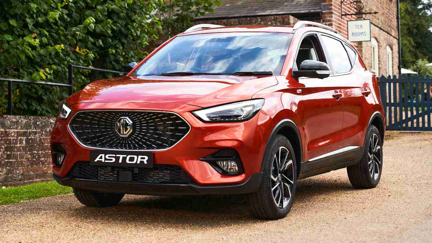 MG Astor makes India debut: Midsize SUV to be offered with two petrol engine options, Level 2 ADAS- Technology News, Firstpost