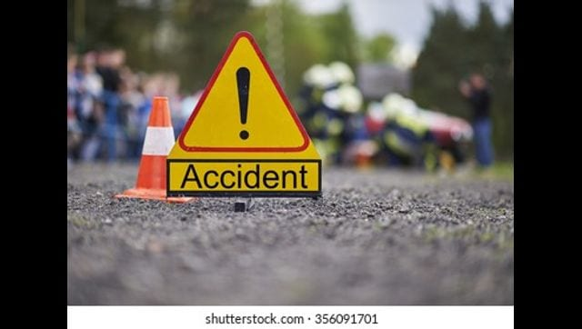 Bharatpur: Three dead in road accident on the Jaipur-Agra national highway