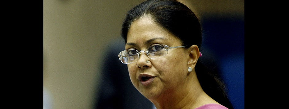 Vasundhara Raje hunts for second seat in Rajasthan polls as Congress launches fierce campaign in her traditional bastion