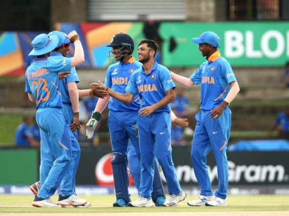 ICC U-19 World Cup 2020: India bowl debutants Japan out for 41, win comprehensively by 10 wickets to enter quarter-finals