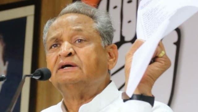 Ashok Gehlot says Rajasthan BJP 'ridden with factionalism', questions shifting of MLAs to Gujarat