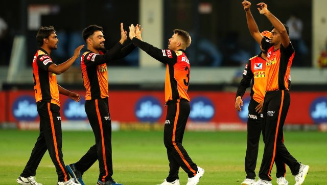 IPL 2020 LIVE SCORE, KXIP vs SRH Match: Hyderabad keep Punjab in check with wickets