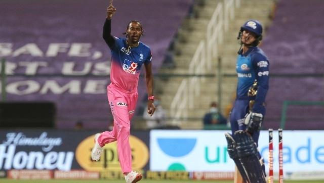 IPL 2020 LIVE SCORE, RR vs MI Match: Rajasthan strike early as Archer removes de Kock