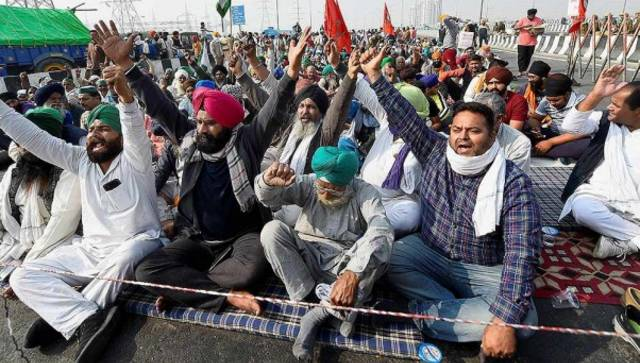 Bharat Bandh tomorrow: Opposition, transporters' union back farmers protesting against Centre's agri laws