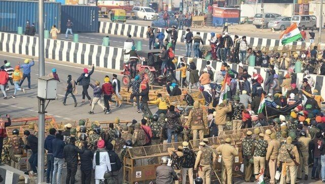Farmers' tractor rally: Delhi Police registers 22 cases after violence breaks out during demonstration