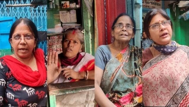 West Bengal women speak about poll promises made for widows and female head of family