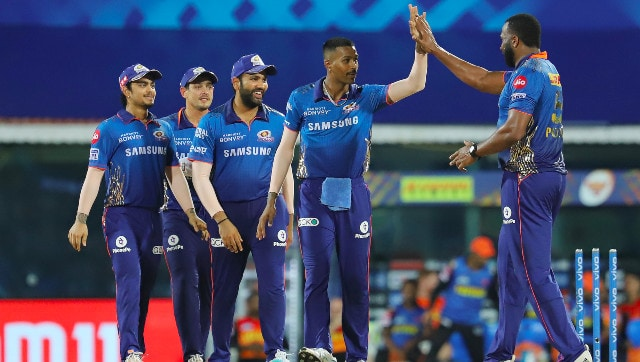 IPL 2021 Points Table, Orange Cap and Purple Cap Latest Table Today: MI move to top after beating SRH by 13 runs
